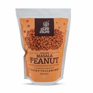 Pure & Sure Organic Peanut Masala 200g