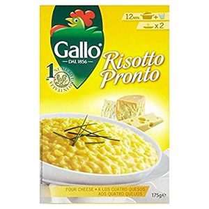 Riso Gallo Risotto Pronto 4 Cheese 175g