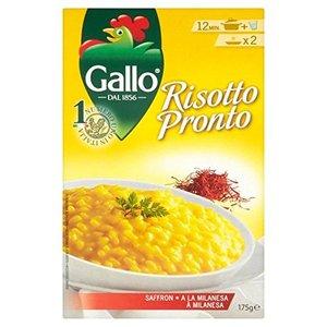 Riso Gallo Risotto Saffron 175g