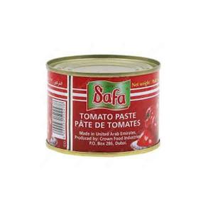 Safa Tomato Paste 198g