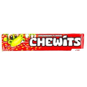 Chewits Gum Strawberry Stick 30g