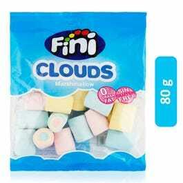 Fini Clouds Marshmallow Gluten Free Rainbow 80g
