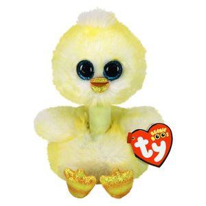 Ty Beanie Boos Chick Benedict Yellow Regular 1pc