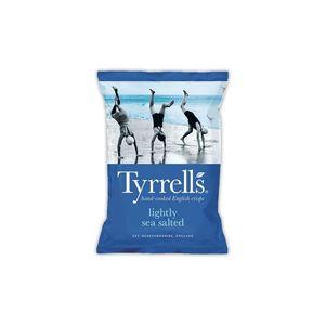 Tyrrells Lightly Sea Salted 150g