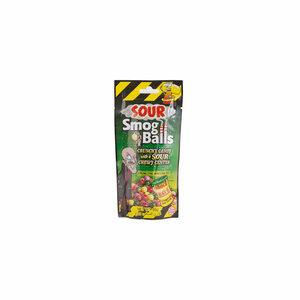 Shock Wave Sour Smog Balls Gusset Bag 85g