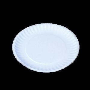 """Paper Plate 7"""" - 100pcs"""