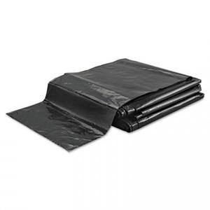 Hd Flat Black Garbage Bag 10x55g