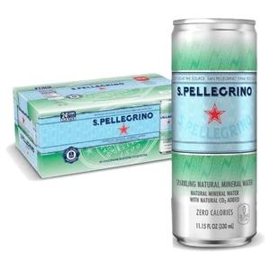 St Pellegrino Can 330ml