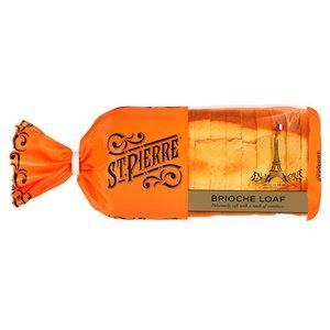 St Pierre Sliced Brioche Loaf 1pc