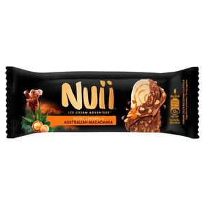 Nuii Salted Caramel And Australian Macadamia 90ml