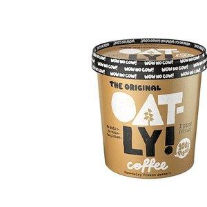 Oatly Coffee Non-Dairy Frozen Dessert 473ml