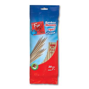 Fun Indispensable Bamboo Skewers 20cm 100packs