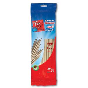 Fun Indispensable Bamboo Skewers 25cm 100packs