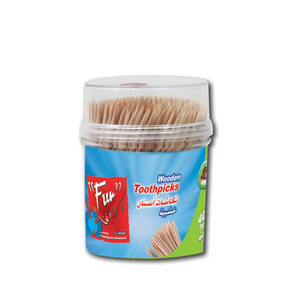 Fun Indispensable Wooden Toothpick 400packs
