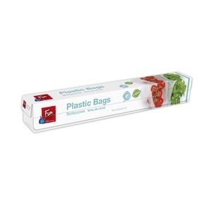 Fun Indispensable Biodegradable Hdpe Plastic Bag Roll 50packs