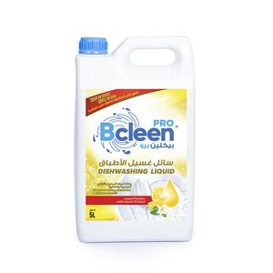 Bcleen Lemon Dishwashing Liquid 5l