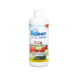 Bcleen Fruit and Vegetable Washing Liquid 500ml