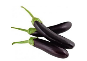 Eggplant Long 500g