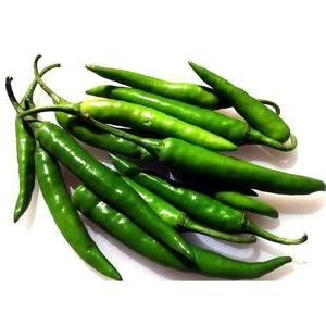 Organic Chilli Green 500g