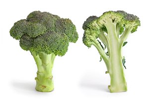 Ripe Organic Broccoli 500g