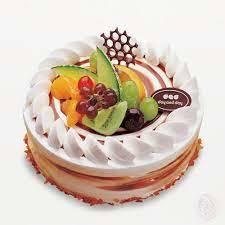 Mixed Fruit Cake 1pc