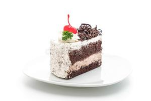 White Forest Pastry 1pc
