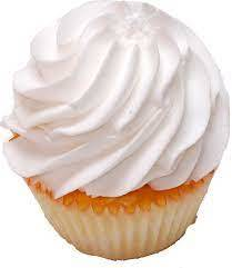 Vanilla Cupcake 1pc