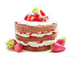 Strawberry Pastry 4s