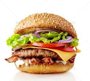 Beef Burgers 500g