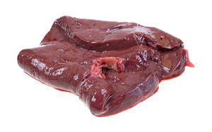 Beef Liver Brazil 500g