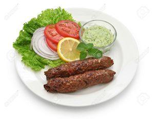 Australian Lamb Mindi Kabab 1pc
