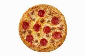 Sausage Pizza 1pc