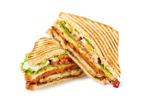 Chicken Mayonnaise Sandwich 1pc