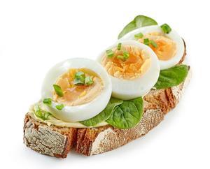 Boiled Egg Sandwich 1pc