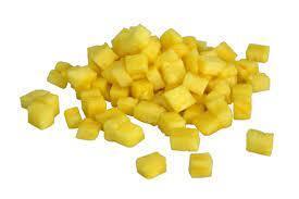 Pineapple Diced 250g