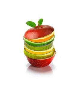 Mix Fruit Slices 250g