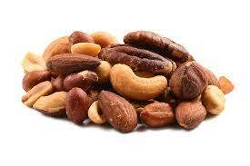 Mixnuts Salted 250g