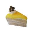 Mango Cake Slice 1pc