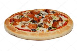 Chicken Pizza 1pc