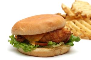 777 Chicken Sandwich 1pc