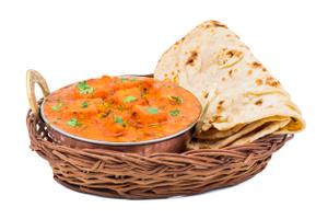 Chicken Tikka Paratha Roll 1pc