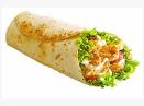 Chicken Chilli Paratha Roll 1pc