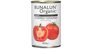 Bunalun Chopped Tomatoes 400g