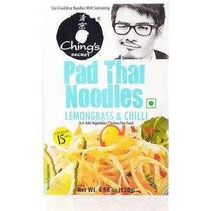 Chings Pad Thai Noodles Lemongrass & Chilli 130g