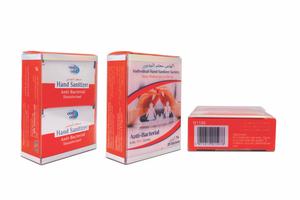 Cool & Cool Disinfectant Sanitizer Sachets 20pcs