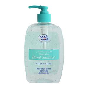 Cool & Cool Hand Sanitizer Sensitive 500ml