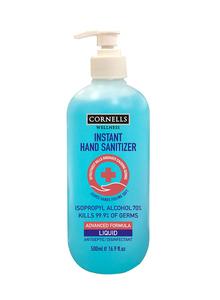Cornells Liquid Hand Sanitizer 500ml