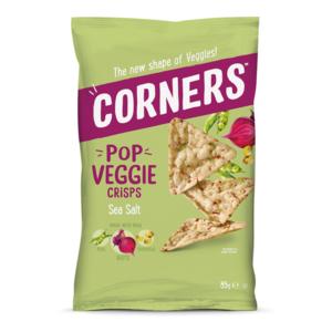 Corners Pop Veggie Chickpea Beetroot & Peanut Sea Salt 85g