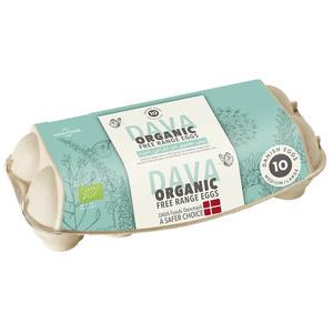 Dava Foods Free Range Eggs 10pcs
