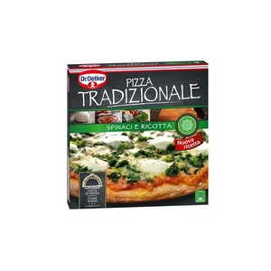 Dr. Oetker Ristorante Traditional Spinachricota Cheese 405g